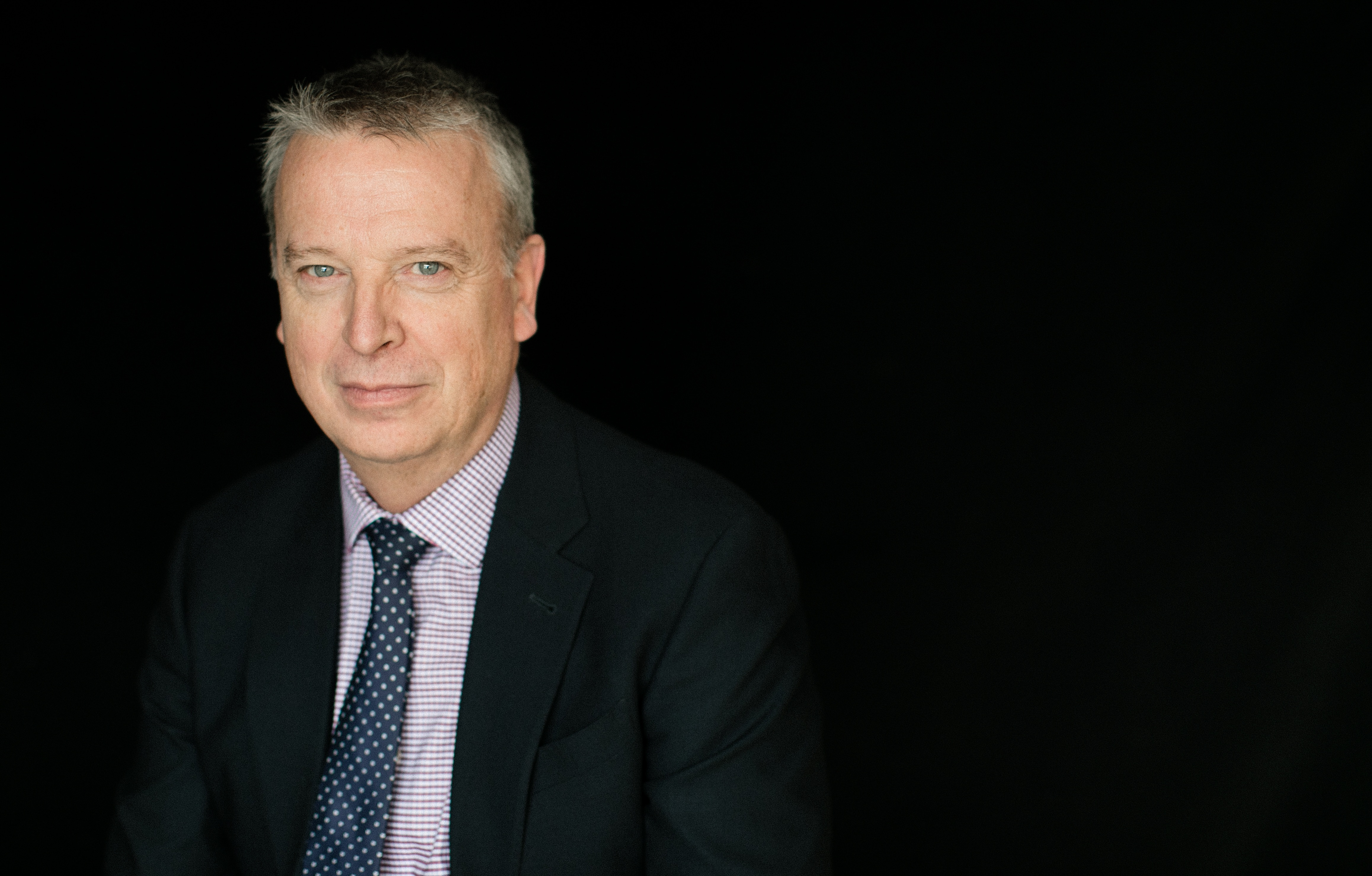 John Stephenson, President and CEO