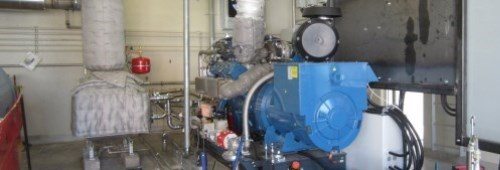 combined heat and power unit