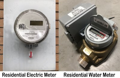 Smart meters - electric and water